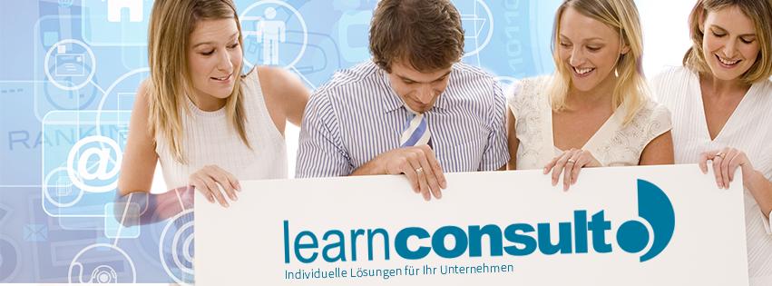 Das Logo der Internetagentur LearnConsult