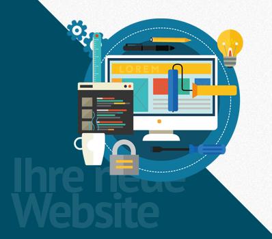Eigene Homepage für Ihr Unternehmen