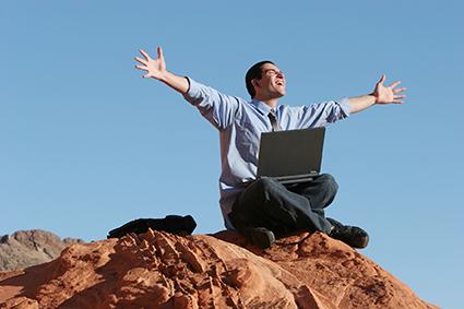Erfolgreiches präsentieren im Web mit einer Website der Internetagentur LearnConsult
