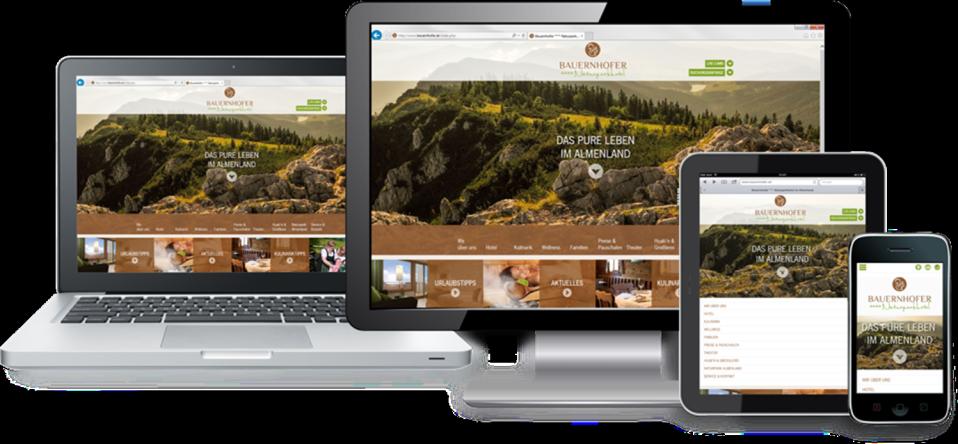 Responsive Webdesign aus Graz mit Hilfe der Internetagentur LearnConsult