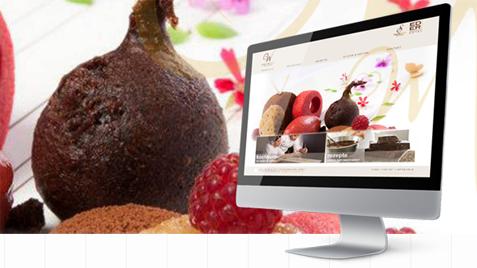 Website und Webshop für Eveline Wild