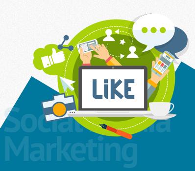 Onlinemarketing mittels Social Media Marketing