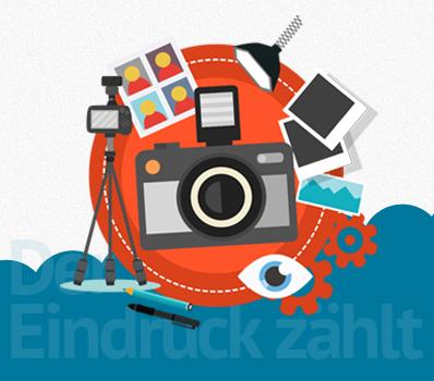 Perfekte Fotos Ihrer Mitarbeiter, Produkte und Ihres Unternehmens