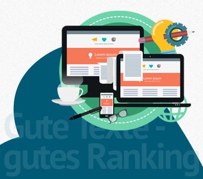 Profitexte für Ihre Homepage - gutes Ranking in Suchmaschinen