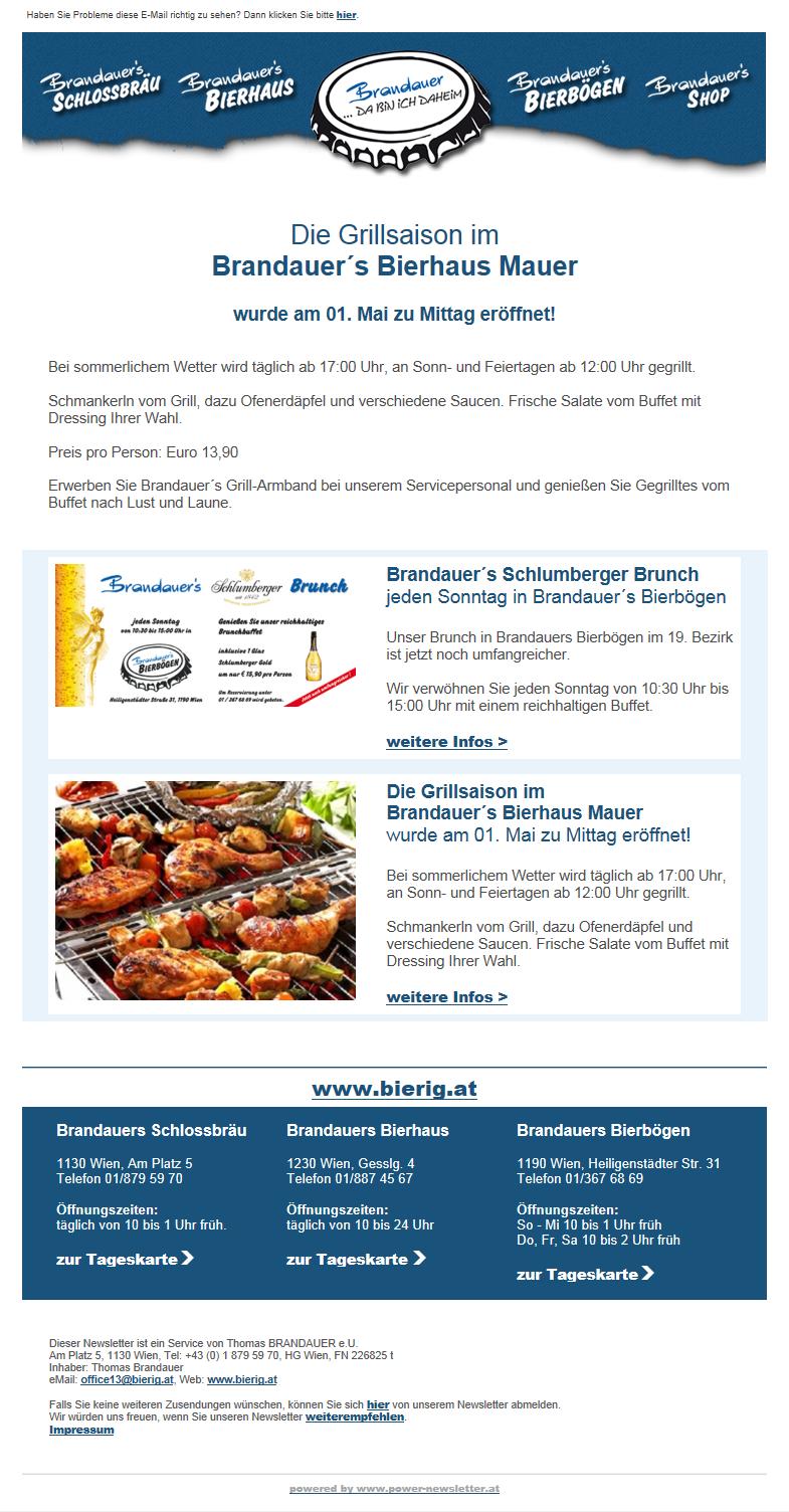 E-Mail Marketing mit dem Newslettersystem von LearnConsult