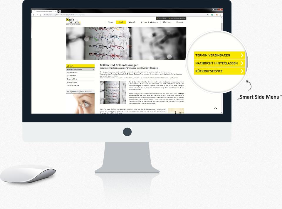 Moderne Homepage erstellen lassen in Graz