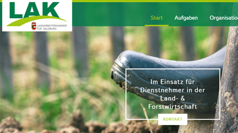 Responsive Website für den Optiker Fruhmann-Kindermann Optik GmbH