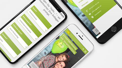 EWK Sparer: Suchmaschinenoptimierung und responsive Website