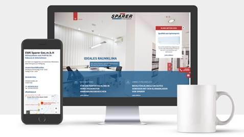 Homepage Relaunch im responsive Design