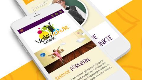 Responsive Website der Genuss-Pesnion Herti