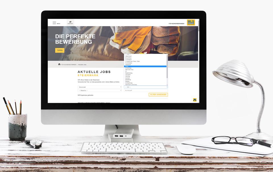 Homepage erstellen mit CMS System