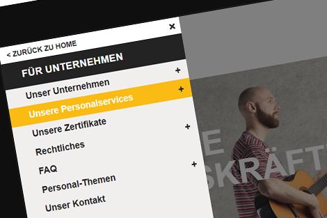 Homepage erstellen mit CMS und Suchmaschinen Optimierung