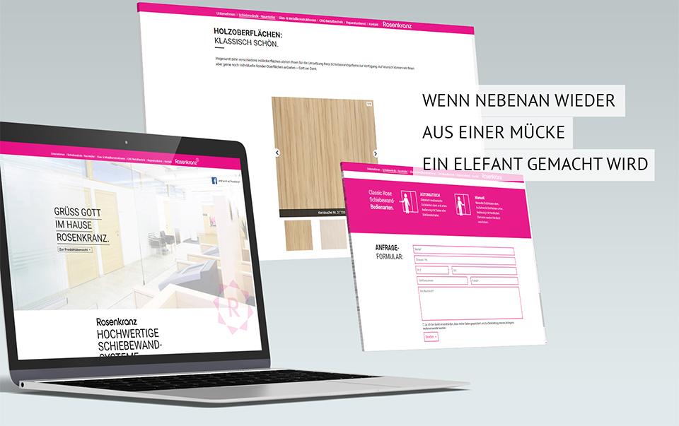 Homepage erstellen lassen Graz