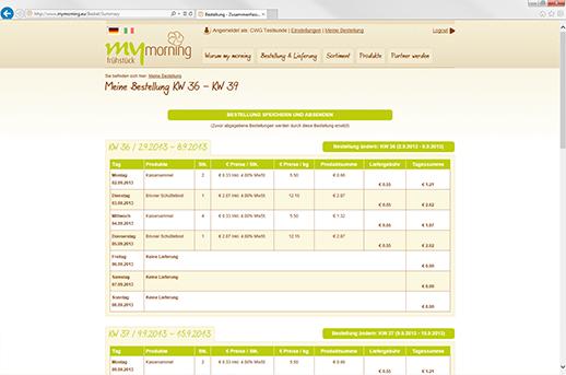 Individualprogrammierung Homepage und Shop
