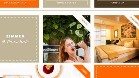 Webshop Lösungen für Gastronomie und Hotels