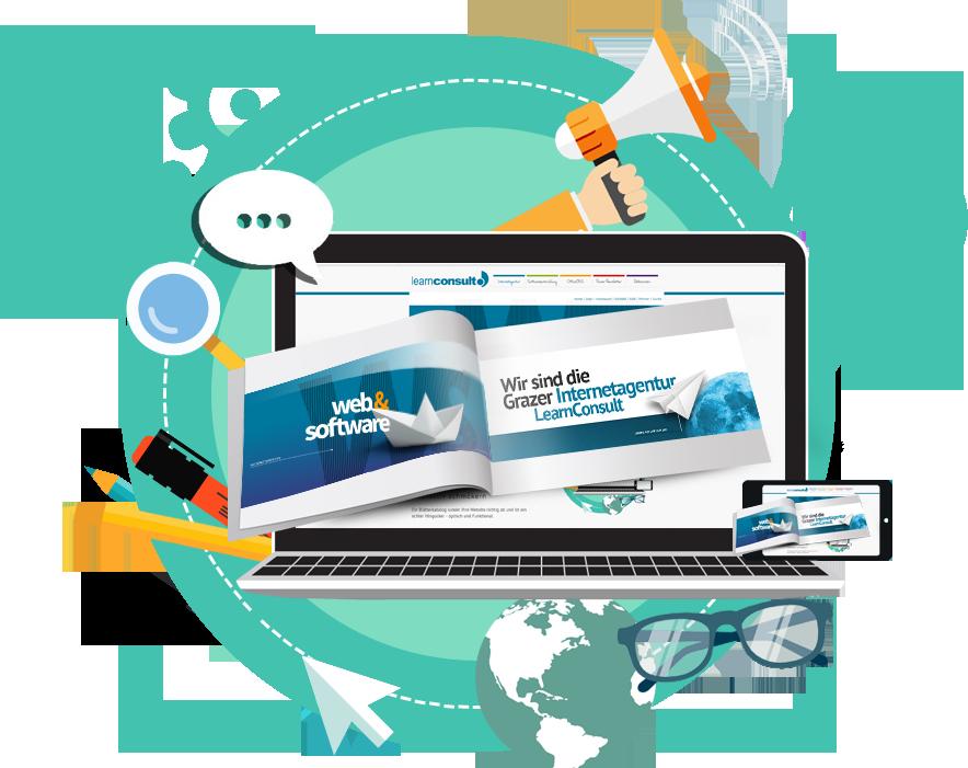 Iteraktiver Blätterkatalog für Ihre Homepage