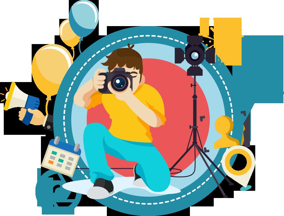 Professionelle Fotos Ihres Events oder Ihrer Veranstaltung