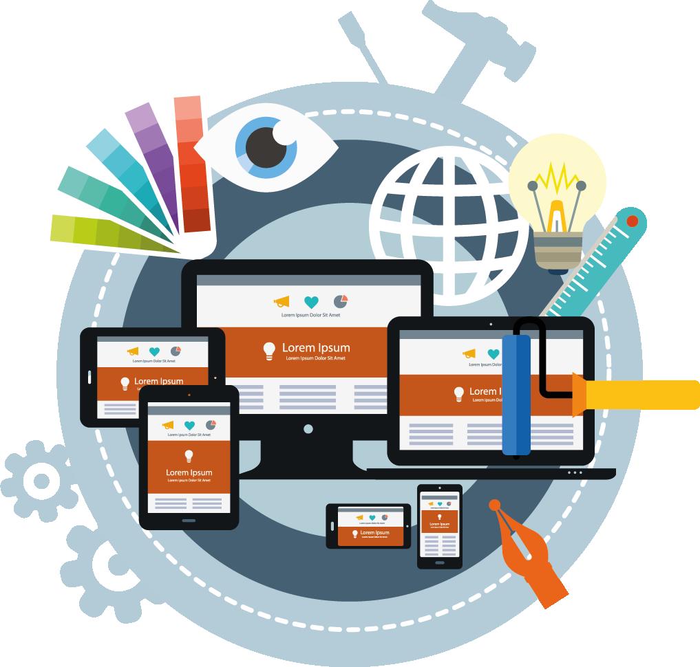 Neue Homepage im responsive Webdesign erstellen