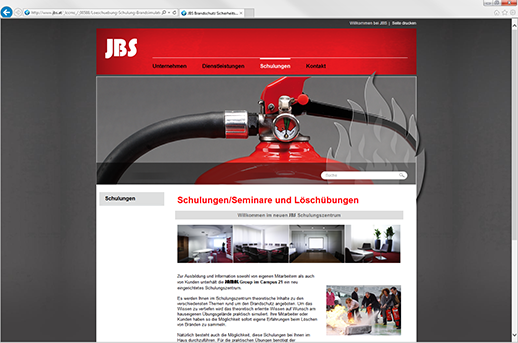 Newsletter Software für JBS